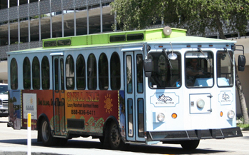 Downtown Looper Trolley