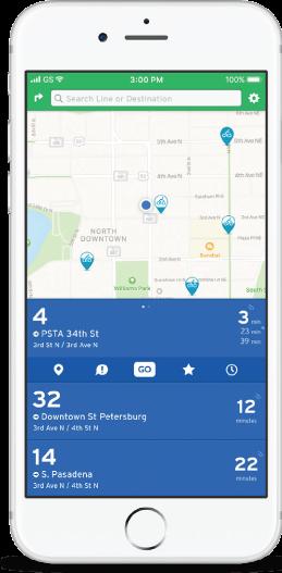 PSTA Transit App